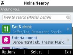 Nokia Nearby beta