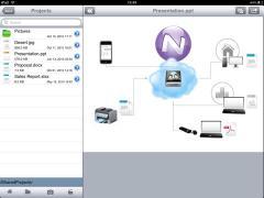 Nomadesk for iPad