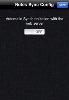 Note Sync