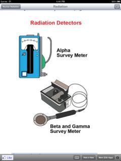 Nuclear Radiation (iPhone/iPad)