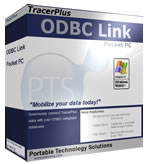 ODBC Link for TracerPlus (Pocket PC)