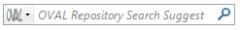 OVAL repository search plugin - Firefox Addon