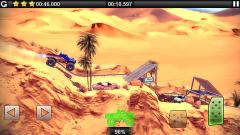 Offroad Legends Sahara for iPhone/iPad