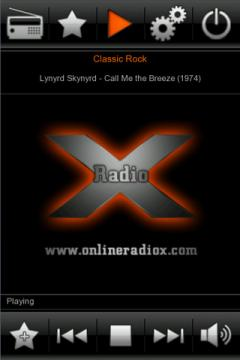 Online RadioX (iPhone/iPad)