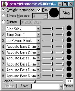Open Metronome