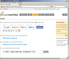 OpenID for Firefox
