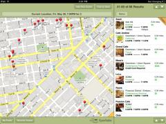 OpenTable for iPad