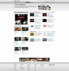 Openfilm.com: Search Film Festivals - Firefox Addon