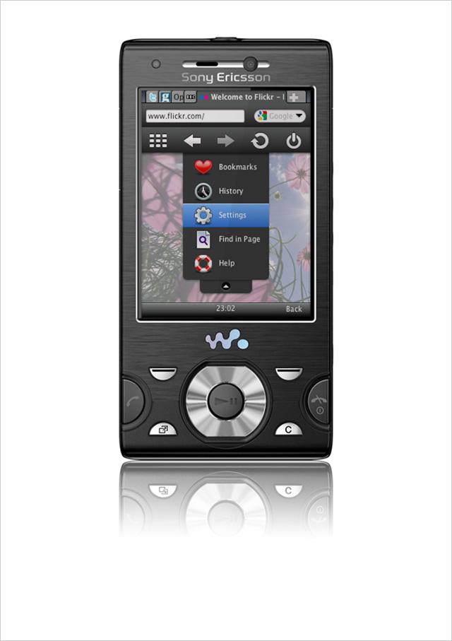 Opera Mini На Android Mini Ericsson