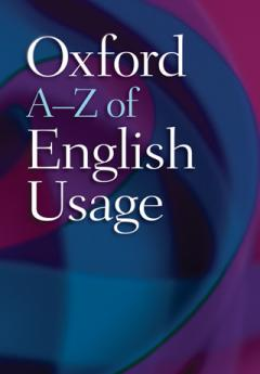 Oxford A-Z of English Usage 1st edition (iPhone/iPad)