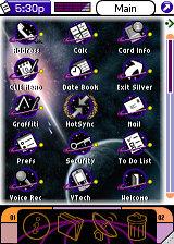 PCARS Silverscreen Theme