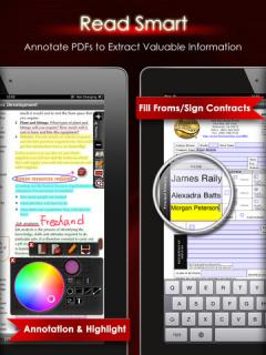 PDF Connoisseur for iPad