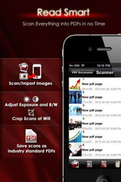 PDF Connoisseur for iPhone