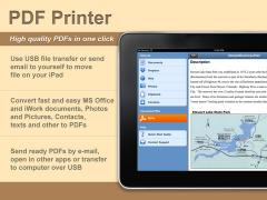 PDF Printer for iPad