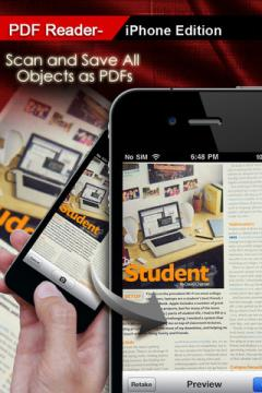 PDF Reader - iPhone Edition