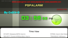 PSPALARM!