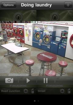Panasonic Cams for iPhone/iPad