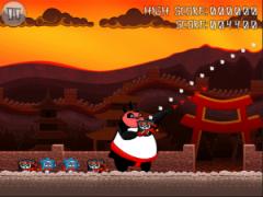 Pandas vs Ninjas Free (BlackBerry)