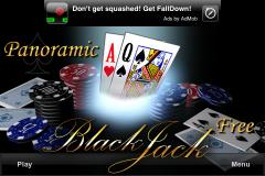 Panoramic Blackjack Free (iPhone)