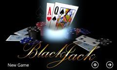 Panoramic Blackjack (Windows Phone)