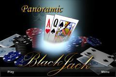 Panoramic Blackjack (iPhone)