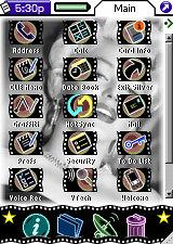 Paparazzo Silverscreen Theme