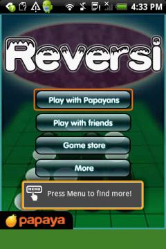 Papaya Reversi (Android)