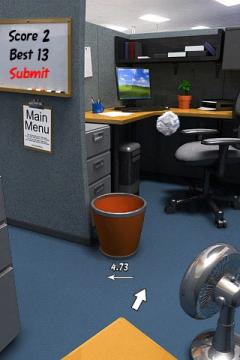 Paper Toss Ad-Free