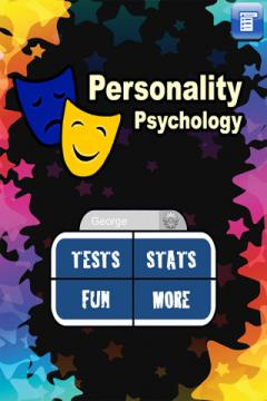 Personality Psychology Pro (iPhone)