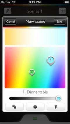 Philips Hue for iPhone/iPad