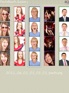 Photo Booth for BlackBerry
