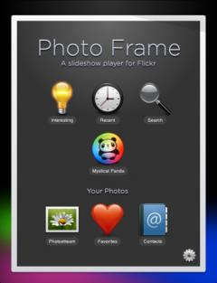 Photo Frame for Flickr