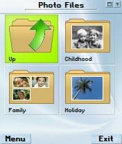 LCG PhotoBook for Symbian