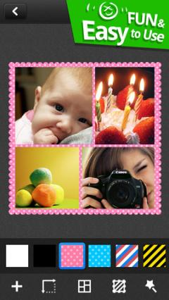 PhotoGrid for iPhone