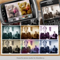 Photo Studio for BlackBerry