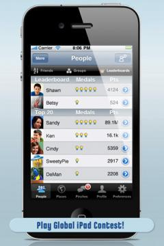 Pinch iMessenger (iPhone/iPad)