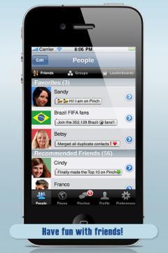Pinch iMessenger HD Pro