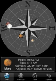 Planets for iPhone/iPad
