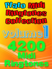 Plato Midi Ringtones Collection - Volume 1