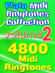 Plato Midi Ringtones Collection - Volume 2