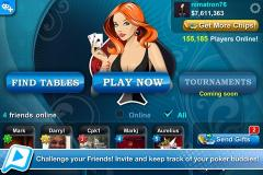 Poker by PlayPhone (iPhone)