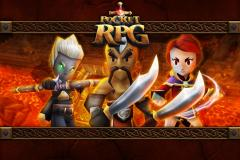 Pocket RPG for iPhone/iPad