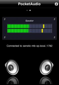 PocketAudio for iPhone/iPad