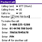 PocketCall