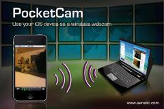 PocketCam for iPhone/iPad