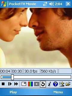 PocketTV Classic (WM5/WM6)