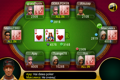 Poker flush draw strategy