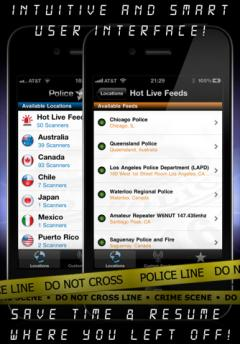 Police Radio Scanner Pro