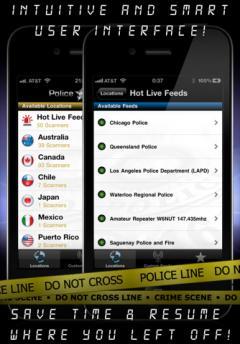 Police Radio Scanner+