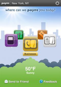 Poynt for iPhone